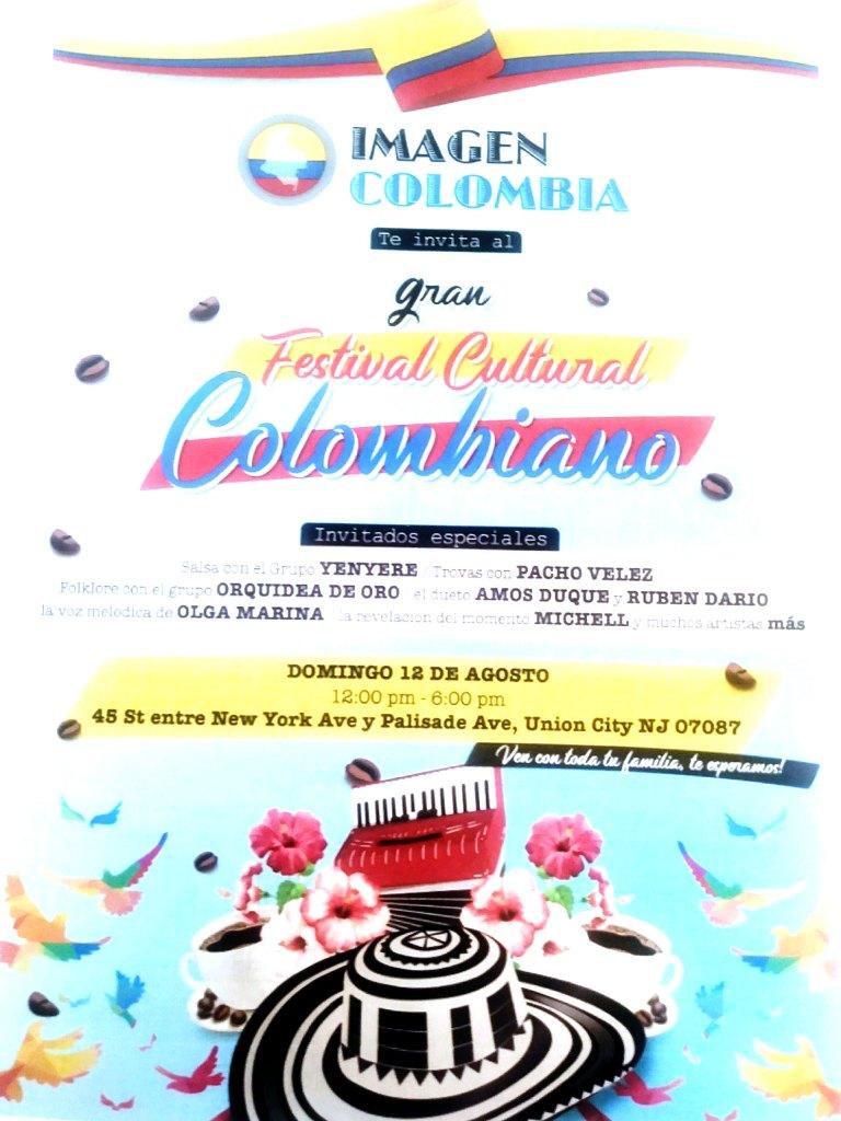 Festival Cultural Colombiano